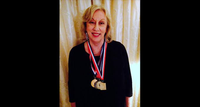 For Seniors Only editor garners top award for her short story