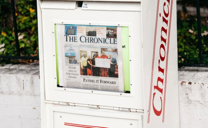 About The Chronicle