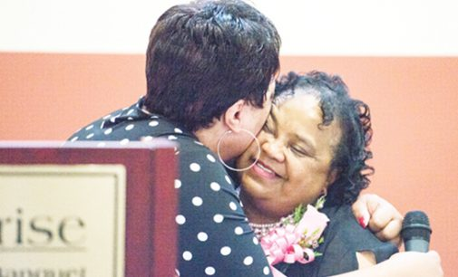 'Boss Lady' gets Mother's Day surprise as she honors others