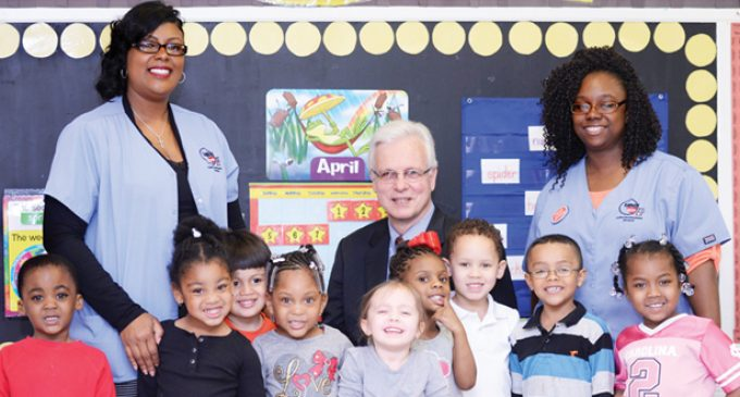 $2.2 million grant to help Early Head Start program form in Forsyth County