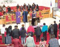 Mt. Zion Celebrates Lenten Revival
