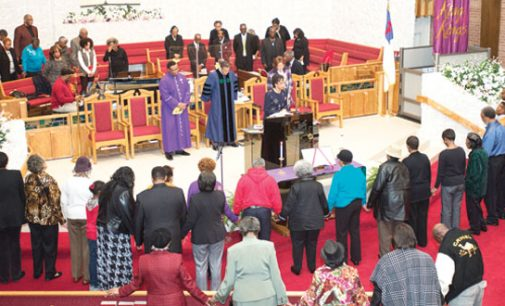 Mt. Zion Celebrates Lenten Revival