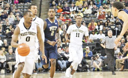 Wake Forest coach turns attention to restoring the basketball team