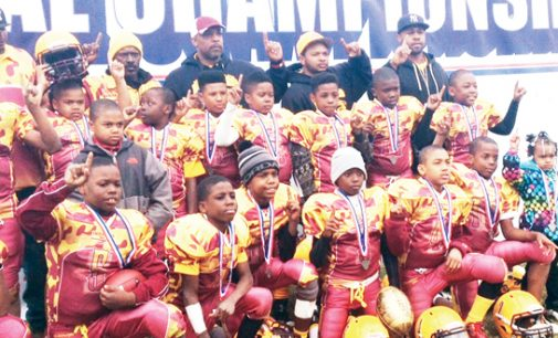 Teams come up short at AYF nationals