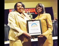 Community Service Award Honoree:  Rev. Eyvette  Abbott