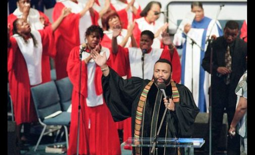 Legendary gospel icon Andrae Crouch dies at 72