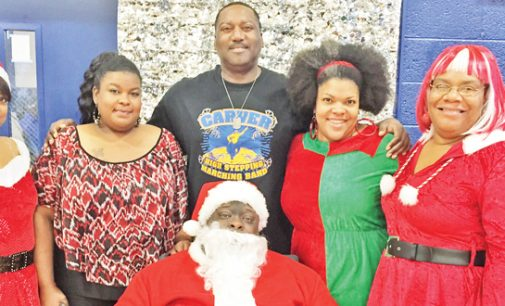 Bazaar benefits Carver's band