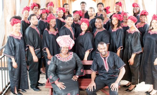 WSSU singers headed to Big Apple