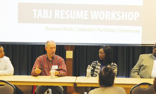 Workshop helps public aim for success in pursuit of jobs