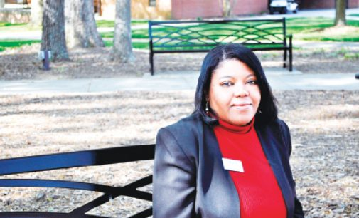 WSSU alumna Byrd lands new job