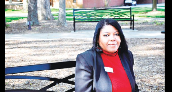 WSSU alumna Byrd lands new job