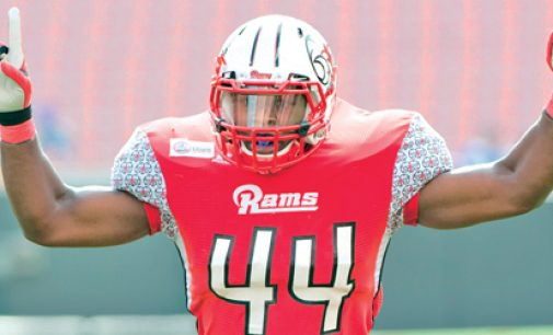 WSSU's Fields preparing for NFL career