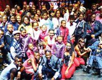 UniverSoul Circus rolling into Greenboro