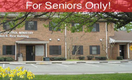 For Seniors Only: Celebrating 40 Years of Serving our Community