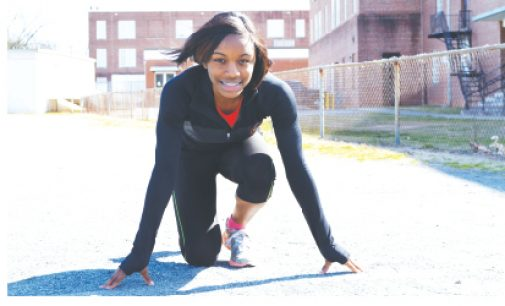 Young runner to compete  Down Under this summer
