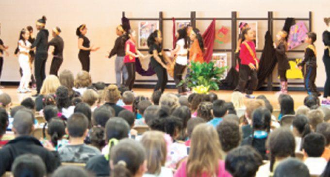Diggs-Latham hosts  black history extravaganza