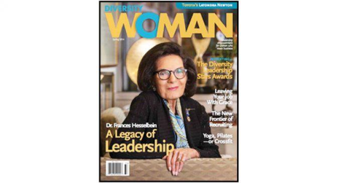 Six receive magazine's Mosaic honors