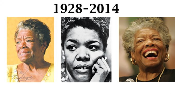Celebrating Dr. Angelou's Life & Legacy (1928-2014)