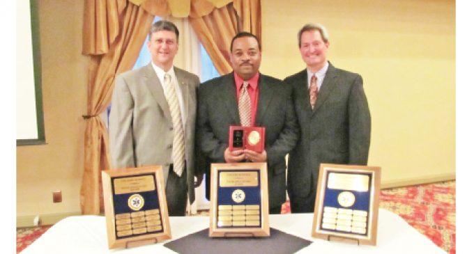 Area EMT wins  Burwell Award