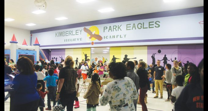 Kimberly Park includes parents in annual event