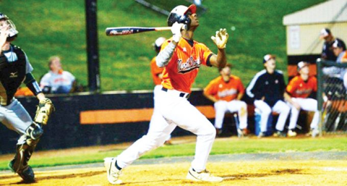 Reese shines on baseball diamond