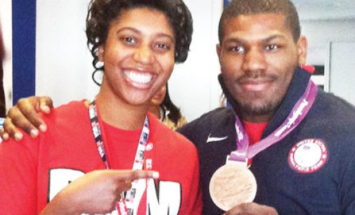 WSSU's Howell spends time at U.S. Olympics headquarters
