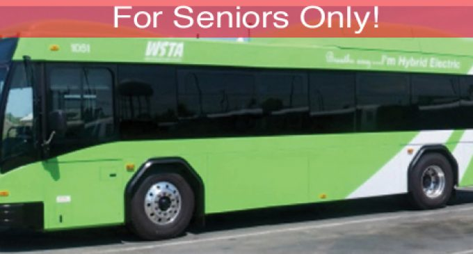 For Seniors Only: What is it costing you to get where you want to go?