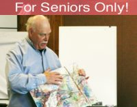 For Seniors Only! : How Would You Like an Adventure this Spring?