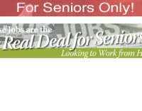 "For Seniors Only: These Jobs are the ""Real Deal"" for Seniors Looking to Work from Home"