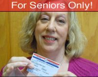 For Seniors Only: Age is Just a Number – Mine is Unlisted