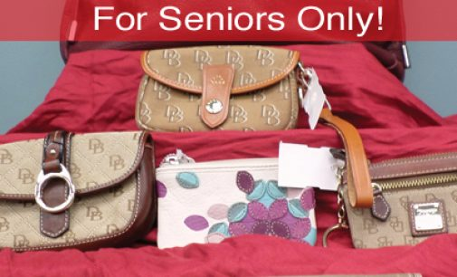 For Seniors Only! : Style Encore