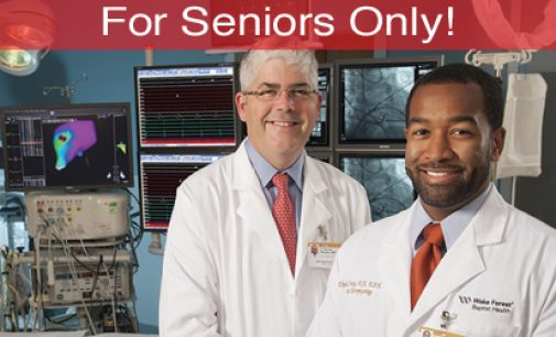 For Seniors Only!: All About Heart