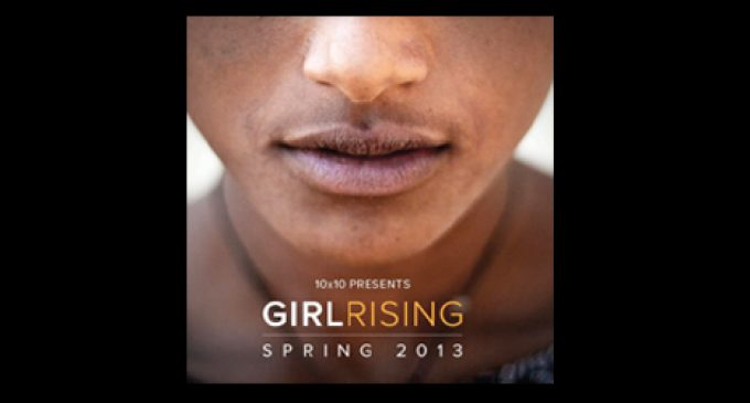 Ministry sponsoring  'Girl Rising' screening
