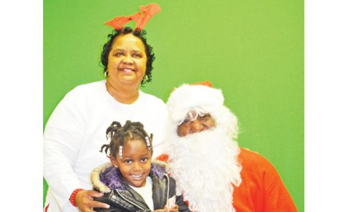 Gospel DJ continues her gift-giving