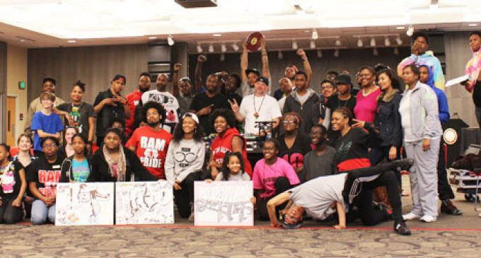 WSSU's Hip-Hop Academy back again