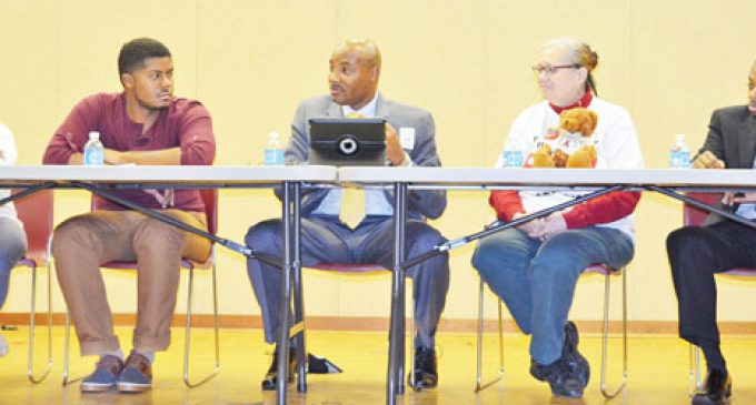Panelists: Church can help ease HIV/AIDS stigma
