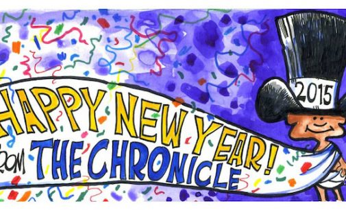 Start the new year with The Chronicle