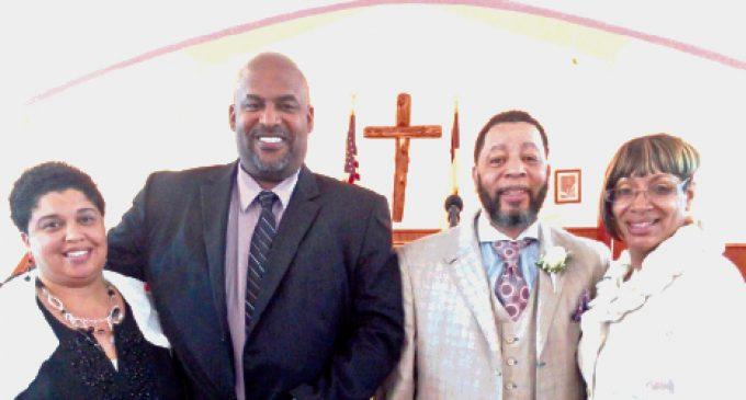 Henry celebrates pastoral anniversary