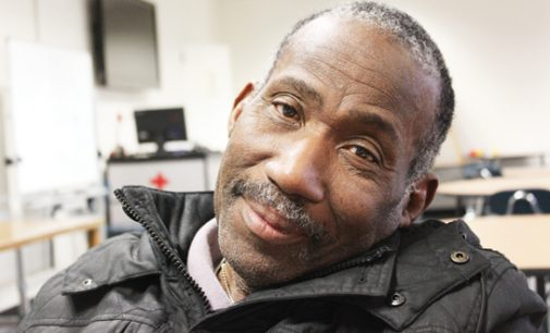 Custodian tells amazing story of survival in war