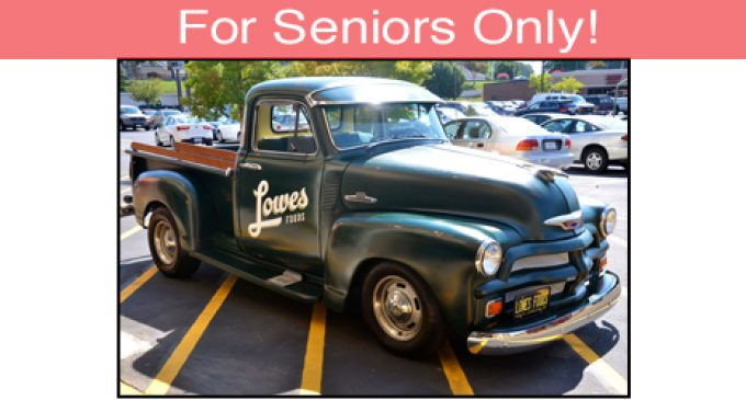 For Seniors Only Lowes Foods Renovation Offers Great Grocery