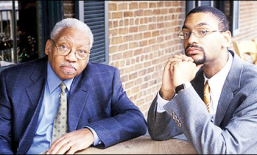 Ellis Marsalis performing with son Jason