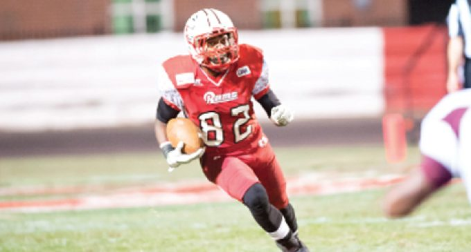 WSSU's Massey signs with CFL