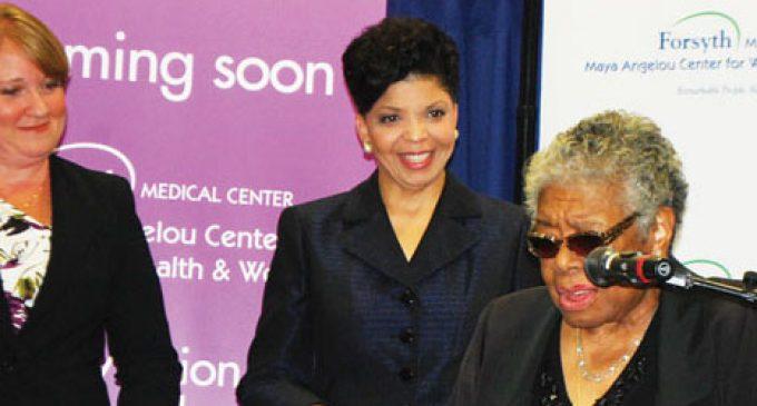 Impressive Start for Forsyth's Angelou Center