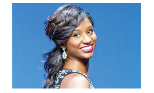 Aggie crowned Miss Black N.C.