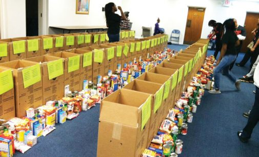 Mount Sinai again launches Operation Thanksgiving