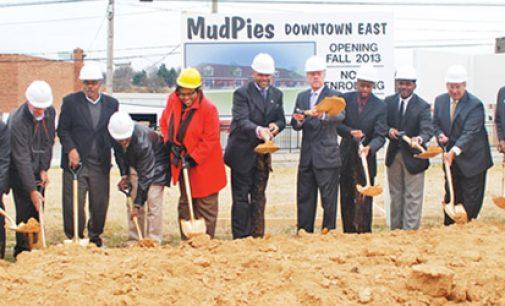 Mudpies Adding to Goler Depot