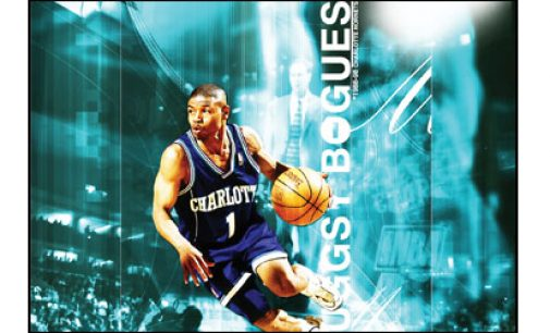 Bogues and  Carroll new ambassadors for Bobcats