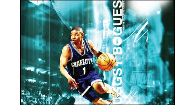 Bogues and  Carroll new ambassadors for Bobcats