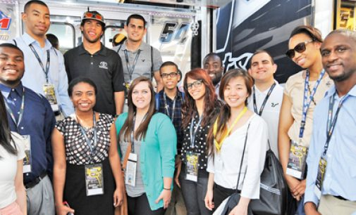 NASCAR internship opens new doors for Carty