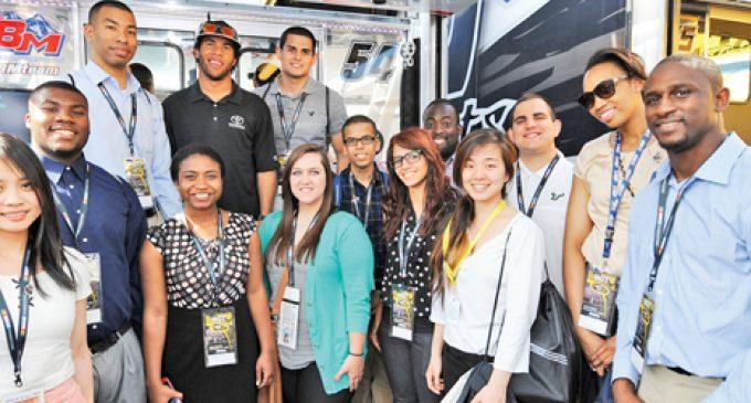 NASCARinternship opens new doors for Carty